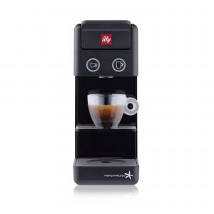 illy - Y3.2 Espresso Machine Black Ipso Home - 60287
