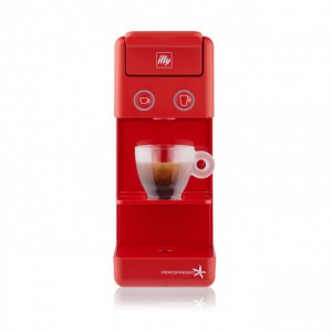 illy - Y3.2 Espresso Machine Red Ipso Home - 60289