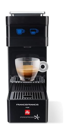 illy- Y3 Coffee Machine Iperespresso - 6748