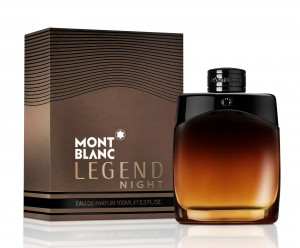Mont Blanc Legend Night Perfume For Man - 100ml