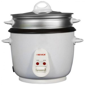 Nevica Rice Cooker With Steamer - NV-605RC