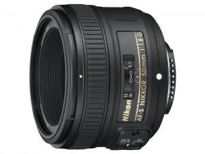 Nikon - AF-S NIKKOR 50mm f/1.8G - JAA015DA