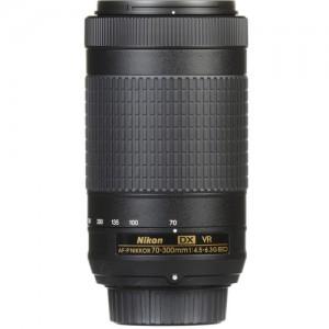 Nikon - AF-P DX NIKKOR 70-300mm f/4.5-6.3G ED - JAA828DA