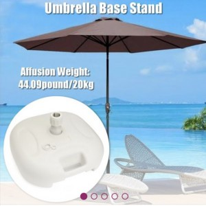 Umbrella base stand