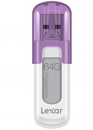 Lexar 64GB Jumpdrive V10 - Small Blister