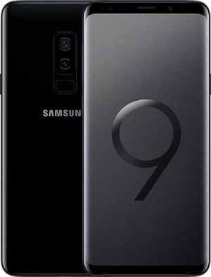 "Samsung Galaxy S9+ 6.2"", 6GB RAM, 64GB, 12MP/8MP, 4G LTE"