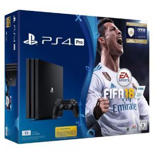 PlayStation 4 Pro 1TB - FIFA 18 Bundle - R2