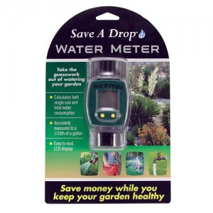 Biohydro - Save a Drop Water Meter - 228
