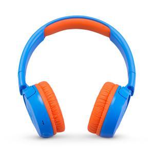 JBL JR300BT Wireless Kids On-Ear Headphone - JR300BT - Blue/Ariancio