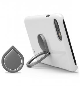 Elago Mobile Ring Holder - Dark Grey