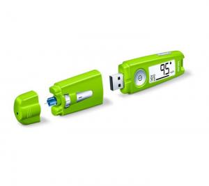 Beurer Glucose Monitor Green (NoStrips) GL 50