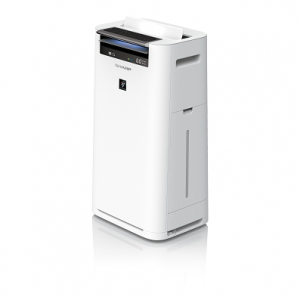 Sharp 26 Sq.m Area Coverage Air Purifier - KC-G40SA-W