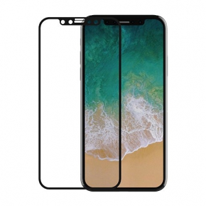 Devia Van Anti-Glare Full Screen Tempered Glass 0.26mm for Iphone X