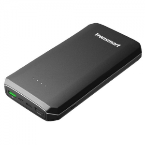Tronsmart Edge 20000mAh QC3.0 & Type-C Quick Charge Power Bank - Black