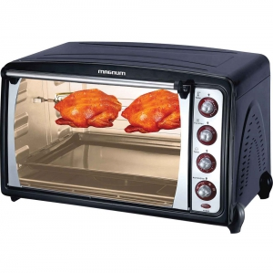 Magnum 75 ltr. Oven With Rotisserie & Convection Baking - 2280W