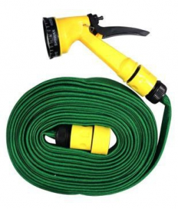 AMCO Garden Hose With Nozzle Spray