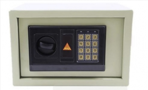AUTOGEAR - Digital Safe Box With Keypad - 6kg