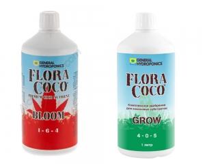 Flora Coco - FloraCoco Grow 1L + FloraCoco Bloom 1L