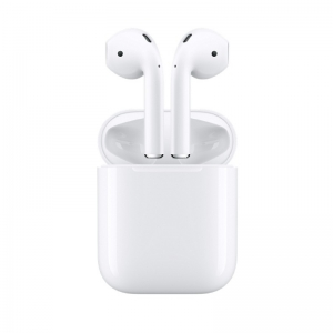 Apple - Airpods Wireless Bluetooth Headset for iPhones