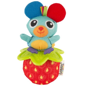 TOMY Little Grip Rattle Mouse