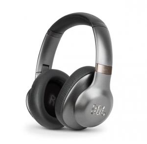 JBL Wireless In-Ear Headphone Everest - Gun Metal