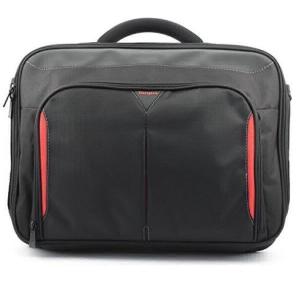 Targus - Classic Clamshell Laptop Bag Case fits 18 inch Laptops XL - Black