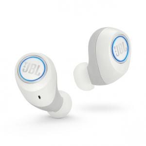 JBL Truly Wireless In-Ear Headphone - White
