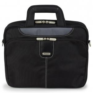 """Targus - Transit 13-14.1"""" Topload Laptop Case - Black"""
