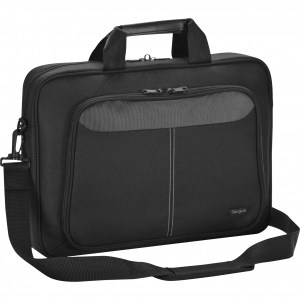 Targus - Intellect Slipcase for 15.6-Inch Laptops and Tablets - Black