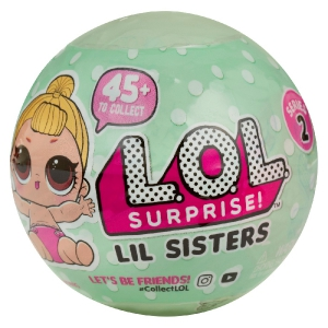 MGA - Lol Surprise Lil Sisters