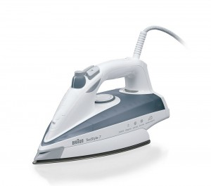 Braun TexStyle 7 Steam Iron TS 735 TP