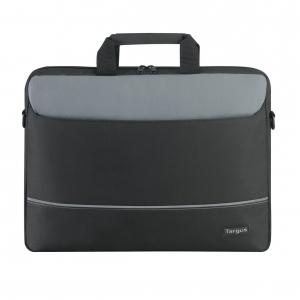 Targus - Intellect Loading Case for 15.6 inch UltraBook - Black