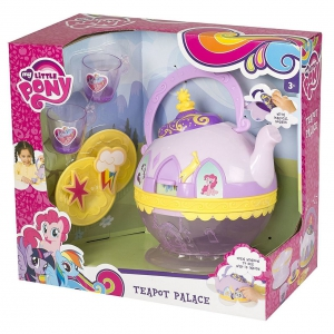 Halsall - My Little Pony Teapot Palace