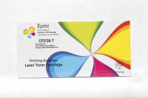 Eprint Compatible Toner Cartridge - CF212A Yellow