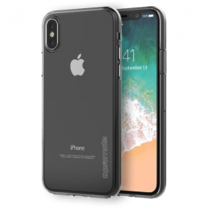 Promate Lucent-X Phone Case for Apple iPhone X - Clear