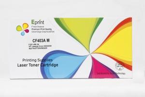 Eprint Compatible Toner Cartridge - CF403A  Magenta