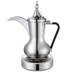 Orca Dallah Arabian Coffee Maker - Silver