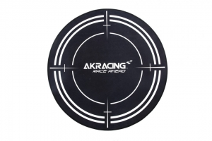 AK Racing Floor Mat - Black