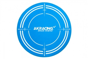 AK Racing Floor Mat - Blue