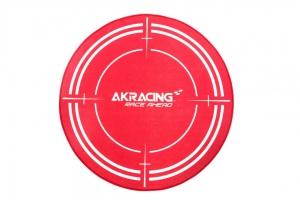 AK Racing Floor Mat - Red