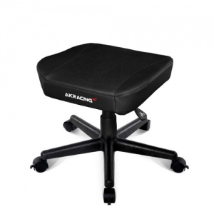 AKRacing Gaming Foot Stool - Black