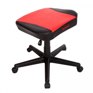AKRacing Gaming Foot Stool - Red