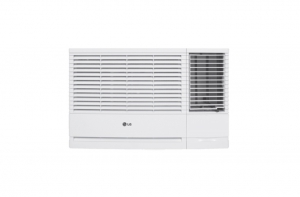 LG - Window Type A/C - 24000 Btu , Colling Only, Gold Fins