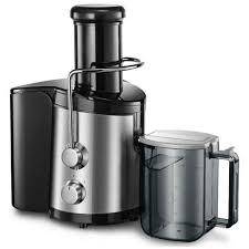 Midea 600 Watt Juicer - Black