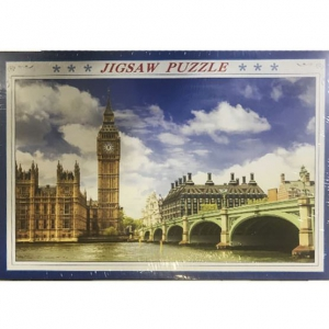 Prosports - 1000 Pieces Jigsaw Puzzle - Castorland Heart of London