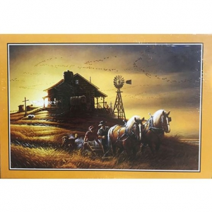 Prosports - 1000 Pieces Jigsaw Puzzle - Summer Fields in Holland