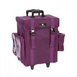 Stilazzi Gone Topless Professional Makeup Case Purple