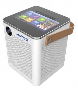 Aiptek P800 Boom Box Wireless Quad-Directions Projector