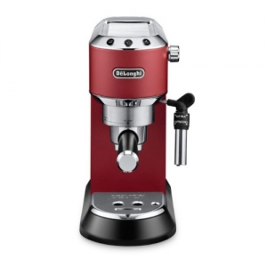 Delonghi Dedica Pump Espresso - Red