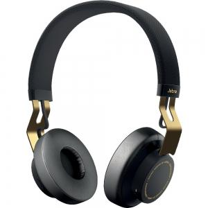 Jabra Move Wireless Over-ear Headphone - Gold